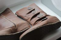 Marcha Boot Vintage Brown 10 (40)